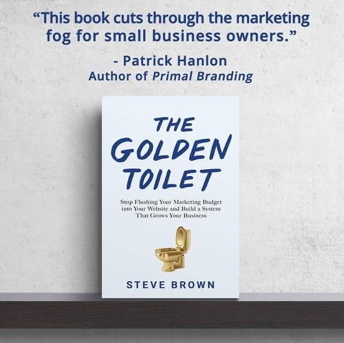 Golden Toilet Book Blurb Image 1 Updated