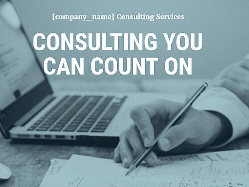 Proposify consulting_