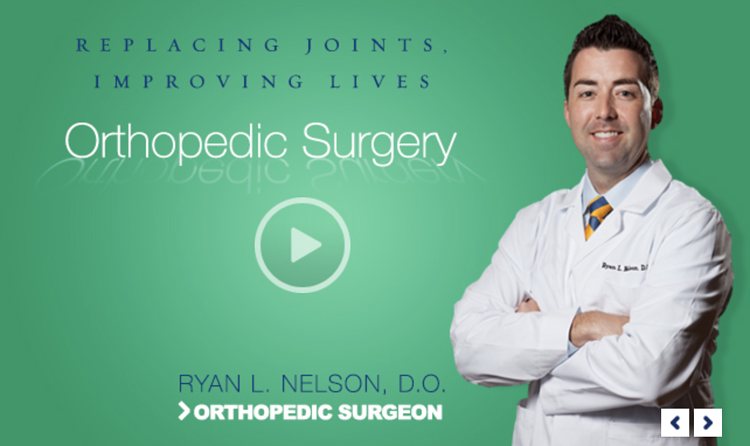 Ryan Nelson surgeon ad