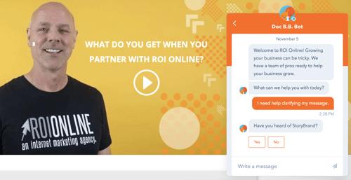 Chatbot-conversational-marketing