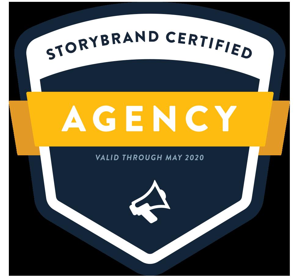 Web - StoryBrand Agency Badge