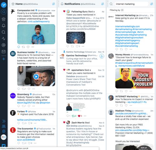 Tweet-deck-social-listening