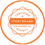 Web - StoryBrand Agency Badge ORANGE Cirular Border