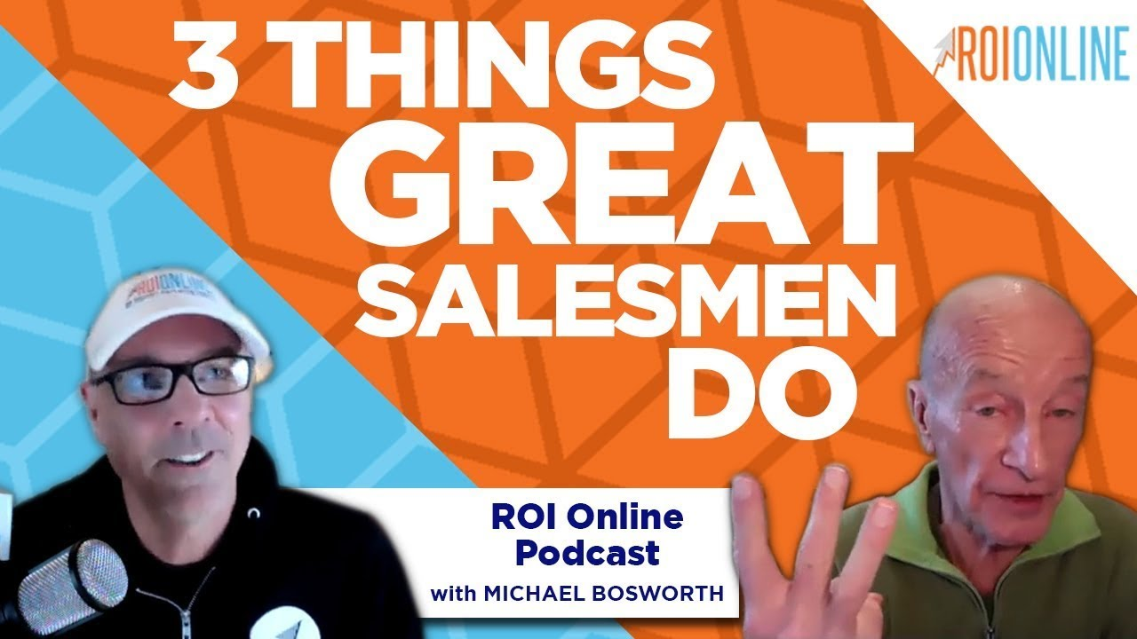 3 things great sales people do thumbnail