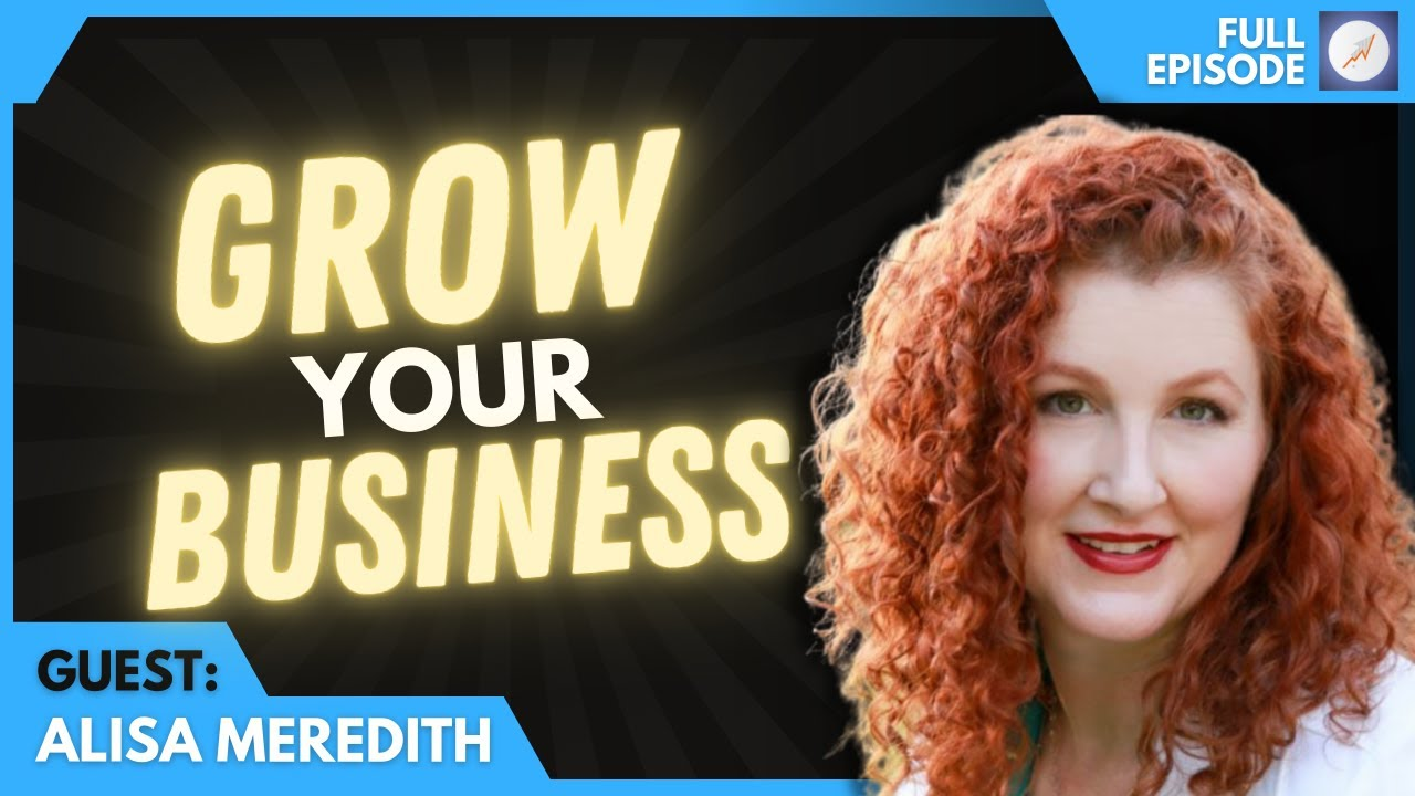 Manager Alisa Meredith on Using Pinterest To Grow Your Business: The ROI Online Podcast Ep. 94