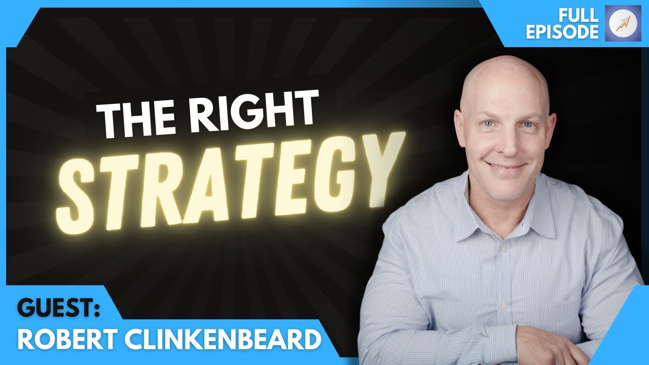 CEO Robert Clinkenbeard on Working ON Your Business Rather Than IN it: The ROI Online Podcast Ep. 98