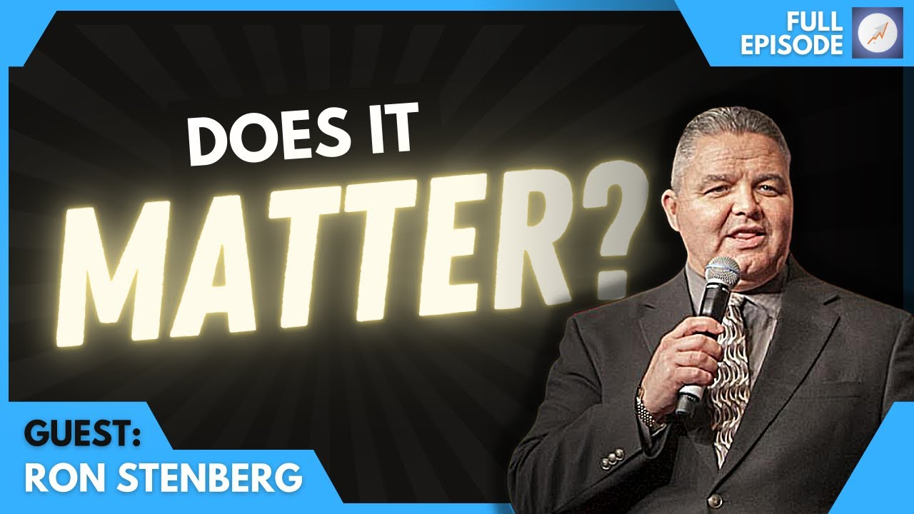 Story Seeker Rob Stenberg on Why Telling a Story Matters: The ROI Online Podcast Ep.95