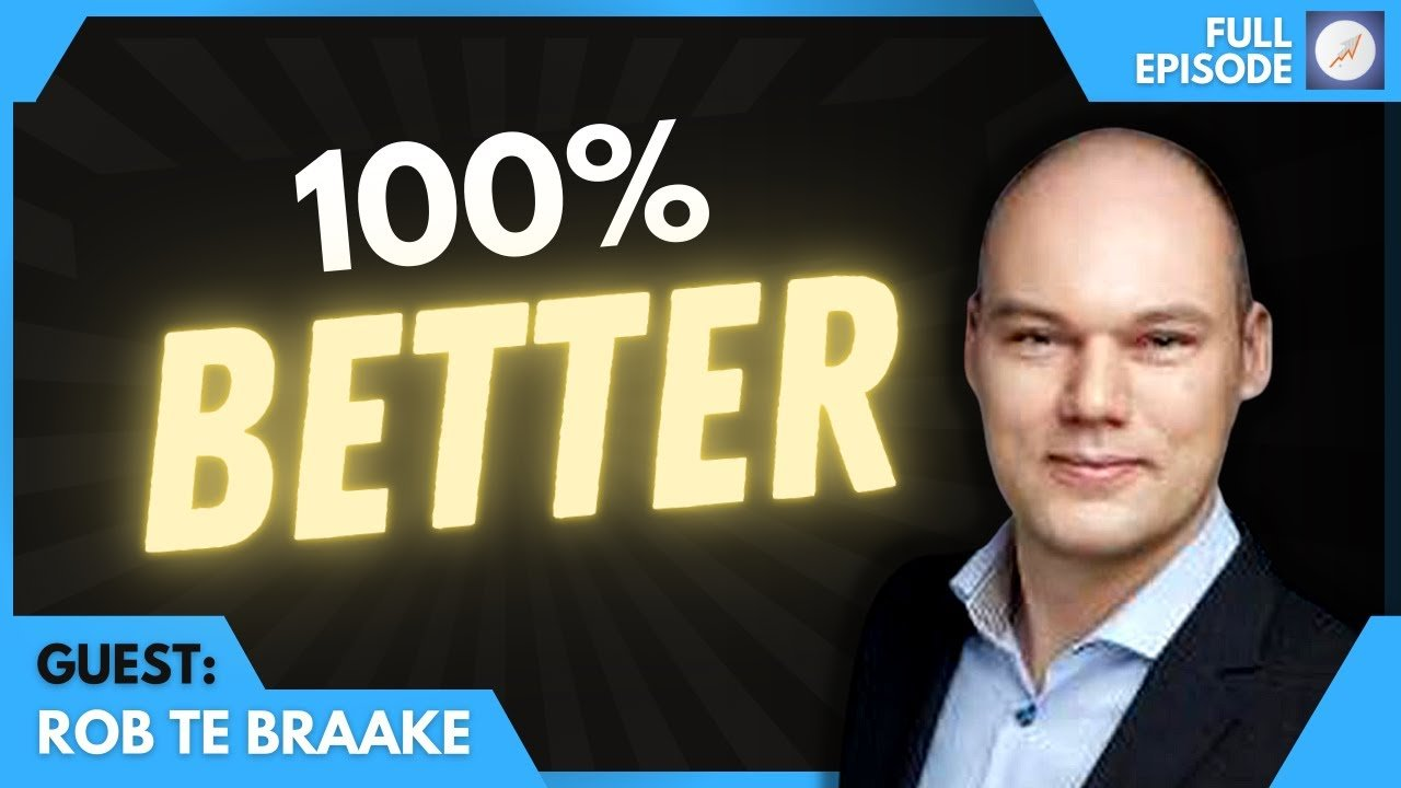 Entrepreneur Rob Te Braake on Making Better Business Decisions: The ROI Online Podcast Ep.102